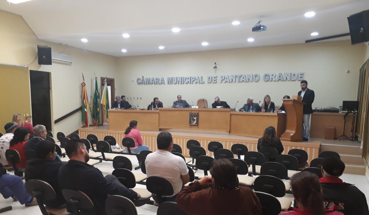 Sessão Ordinária de 05 de setembro